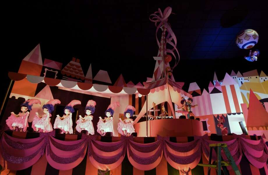 "Disney's ""It's A Small World"" ride, which spawned what many believe to be the most annoying song ever, will turn 50 this year. Can you think of a song that is more irritating? Tell us in the comment section. Photo: Damian Dovarganes, AP"