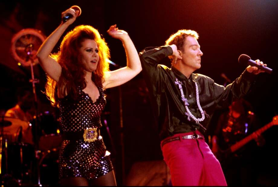"""""""Rock Lobster,"""" The B-52s Photo: Tim Mosenfelder, Getty Images"""