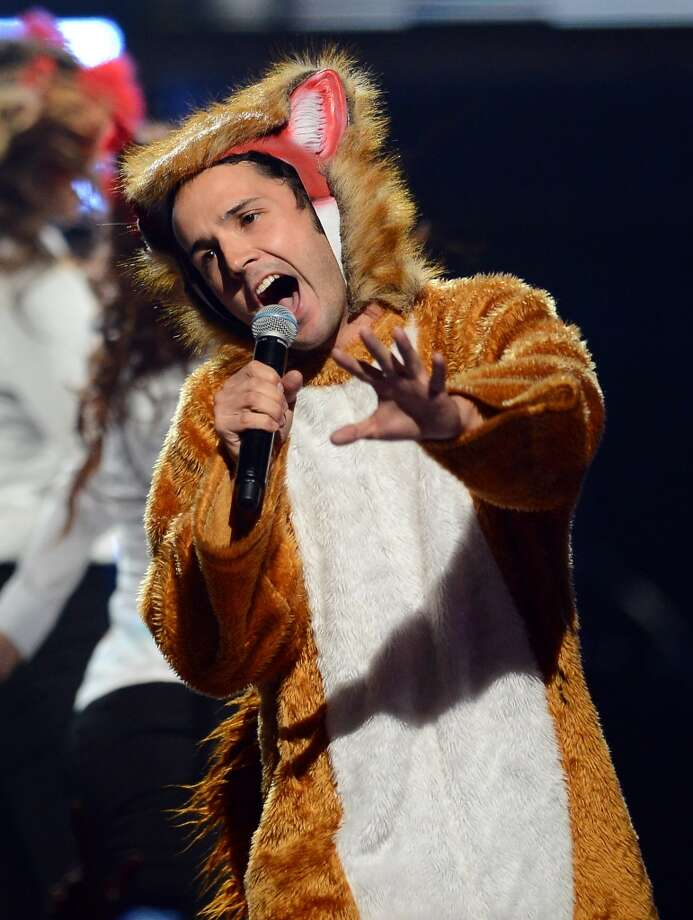 """The Fox,"" Ylvis Photo: Ethan Miller"