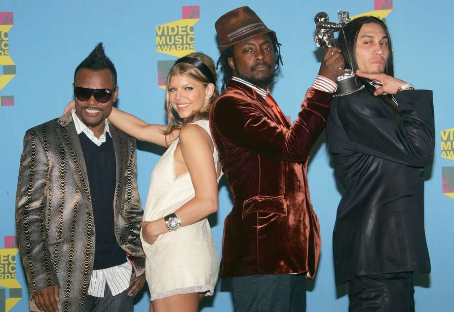 """""""My Humps,"""" The Black Eyed Peas Photo: Evan Agostini, Getty Images"""