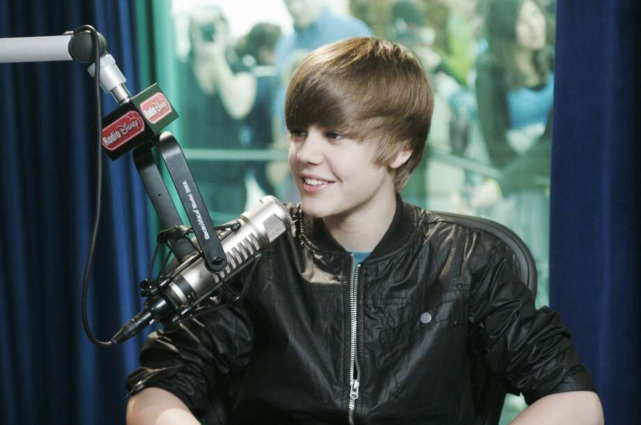 """""""Baby,"""" Justin Bieber Photo: Rick Rowell, Disney Channel Via Getty Images"""