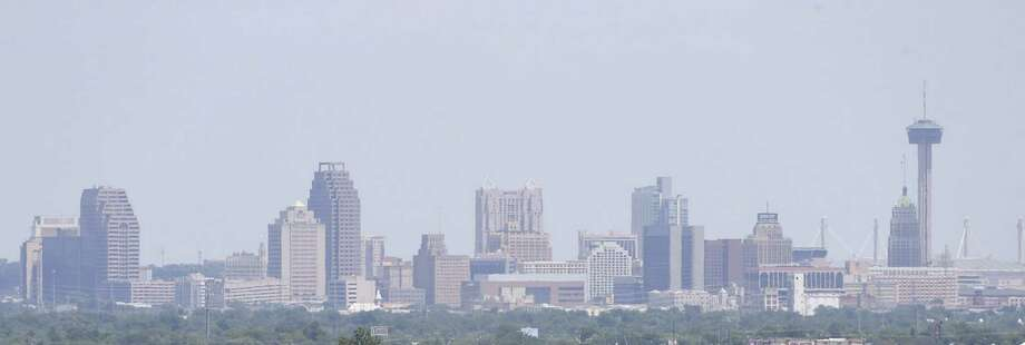 A reader defends San Antonio against charges from a previous letter writer who said our downtown does not boast a world-class skyline. Photo: Express-News File Photo / San Antonio Express-News