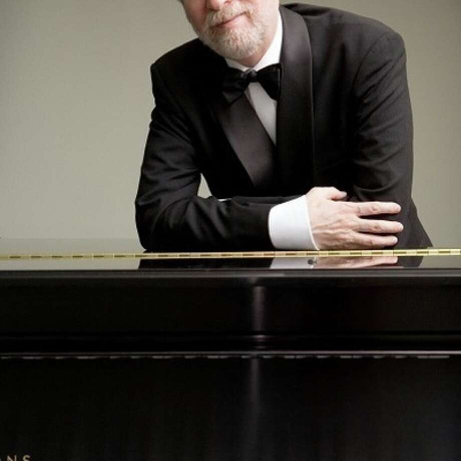 Pianist Haskell Small performs at Rothko Chapel April 11.