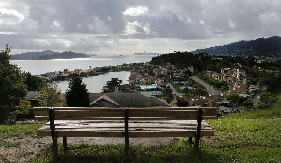 Spectacular Bay views are seen from the campus of the Golden Gate Baptist Theological Seminary in Mill Valley, Calif. on Tuesday April 1, 2014. The Seminary established in 1959 is selling its 101-acre campus near Tiburon, in one of the priciest land deals in recent memory. Photo: Michael Macor, The Chronicle