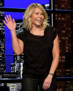 "Chelsea Handler,best-selling author and host of ""Chelsea Lately,"" a late-night talk show on E! Photo: Xx"