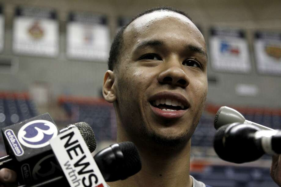 Can Shabazz Napier pull a Kemba Walker for UConn? Photo: Steven Senne, Associated Press