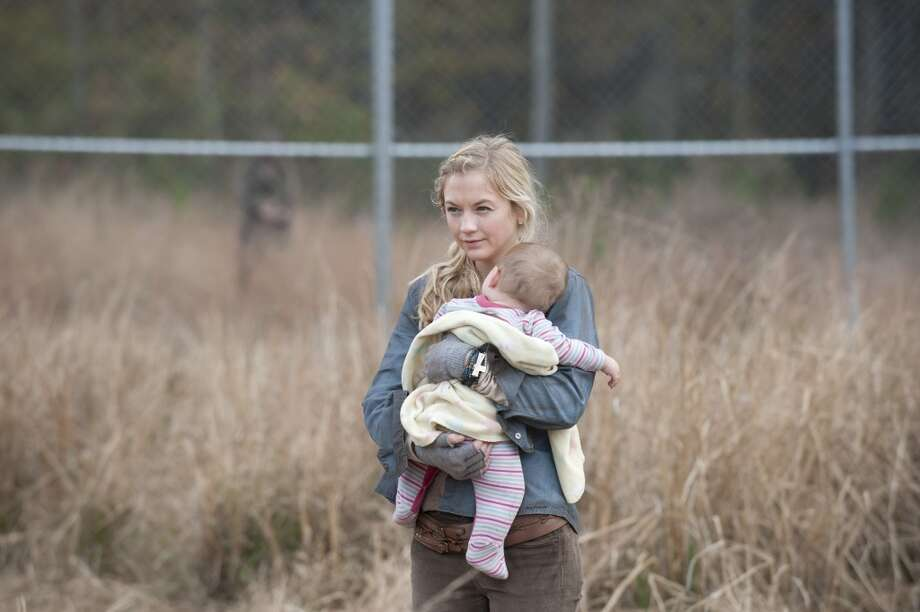 Beth Greene (Emily Kinney) - The Walking Dead _ Season 4, Episode 16 - Photo Credit: Gene Page/AMC Photo: Gene Page/AMC