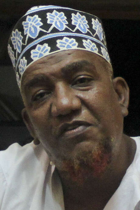 Abubakar Shariff Ahmed was reported to have been assassinated Tuesday. / AP