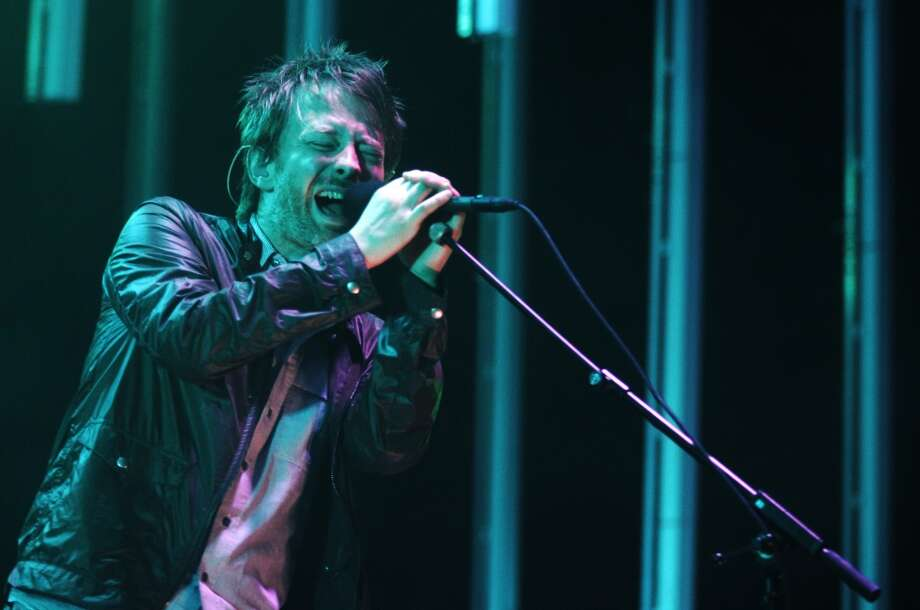 "In the summer of 2009, the University College of Syracuse put a course on Radiohead in its catalogue, which included an ""in-depth study of Radiohead's music and the historical and cultural influences surrounding it."" This guy took the class and had a really awesome time. Photo: Jim Ross, AP"