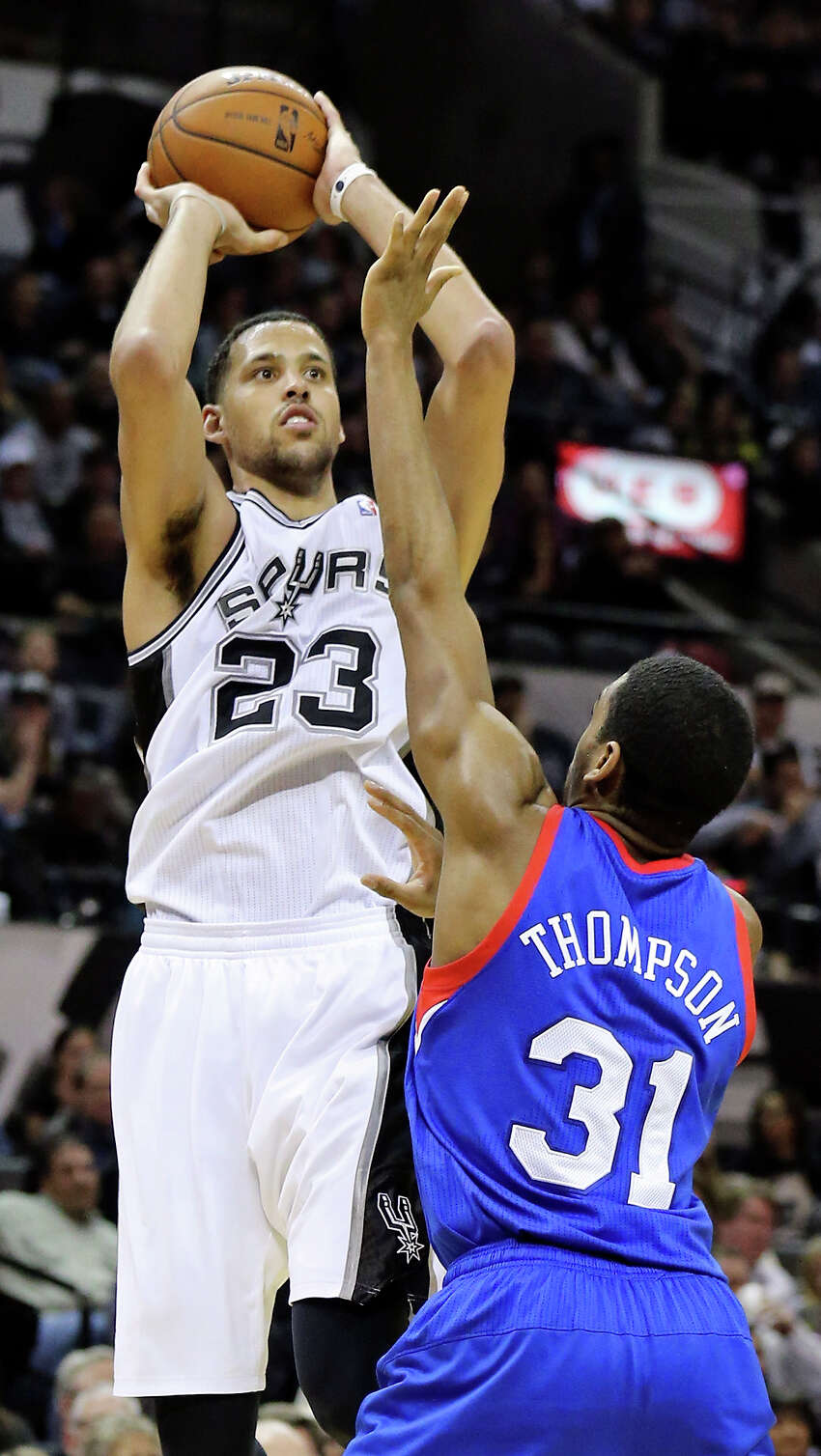 Austin Daye - Team option for 2014-15