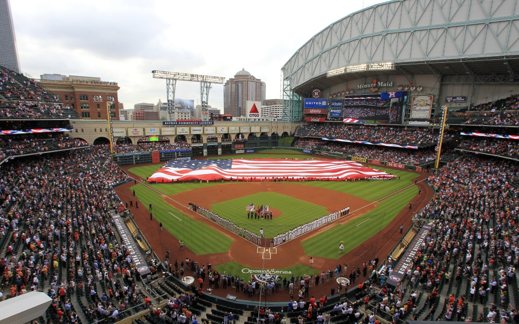 Astros Have Plans For Future Improvements To Minute Maid