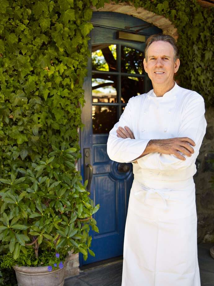 Thomas Keller's French Laundry. 6640 Washington St., Yountville. (707) 944-2380 Photo: Deborah Jones, SF Chronicle