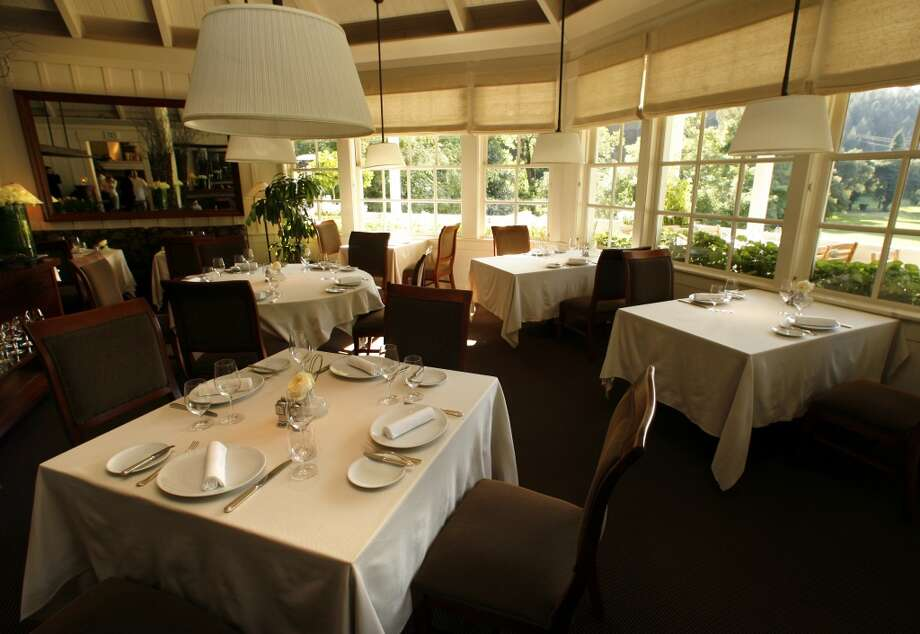 In St. Helena there's the Restaurant at Meadowood where Christopher Kostow has earned four Chronicle and three Michelin stars. 900 Meadowood Lane, St. Helena. (707) 967-1205 Photo: Kim Komenich, SFC