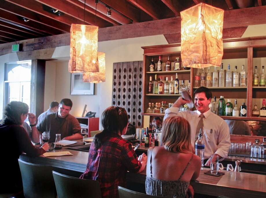 It's less expensive than Terra, but Bar Terra next door is just as enticing. 1345 Railroad Ave, St Helena. (707) 963-8931 Photo: John Storey, Special To The Chronicle