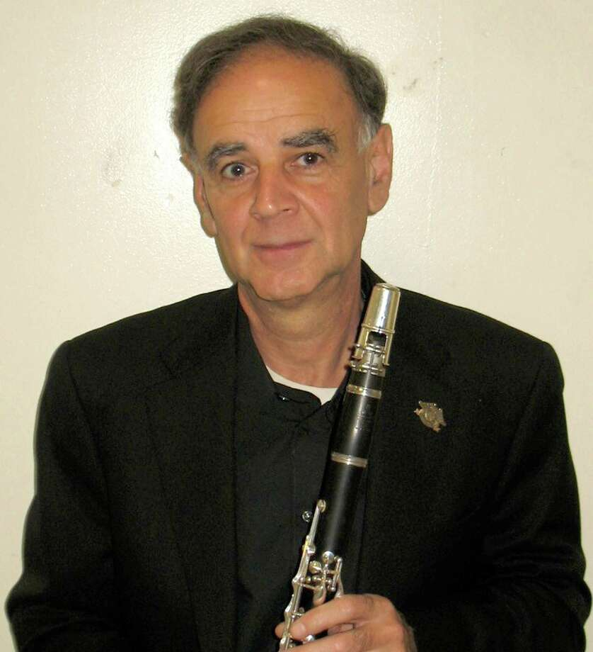 Darien resident and clarinetist Philip Bashor will join the wind quintet and strings of the Chamber Players of the Greenwich Symphony in concert April 13 and 14. Photo: Contributed Photo, Contributed / Darien News