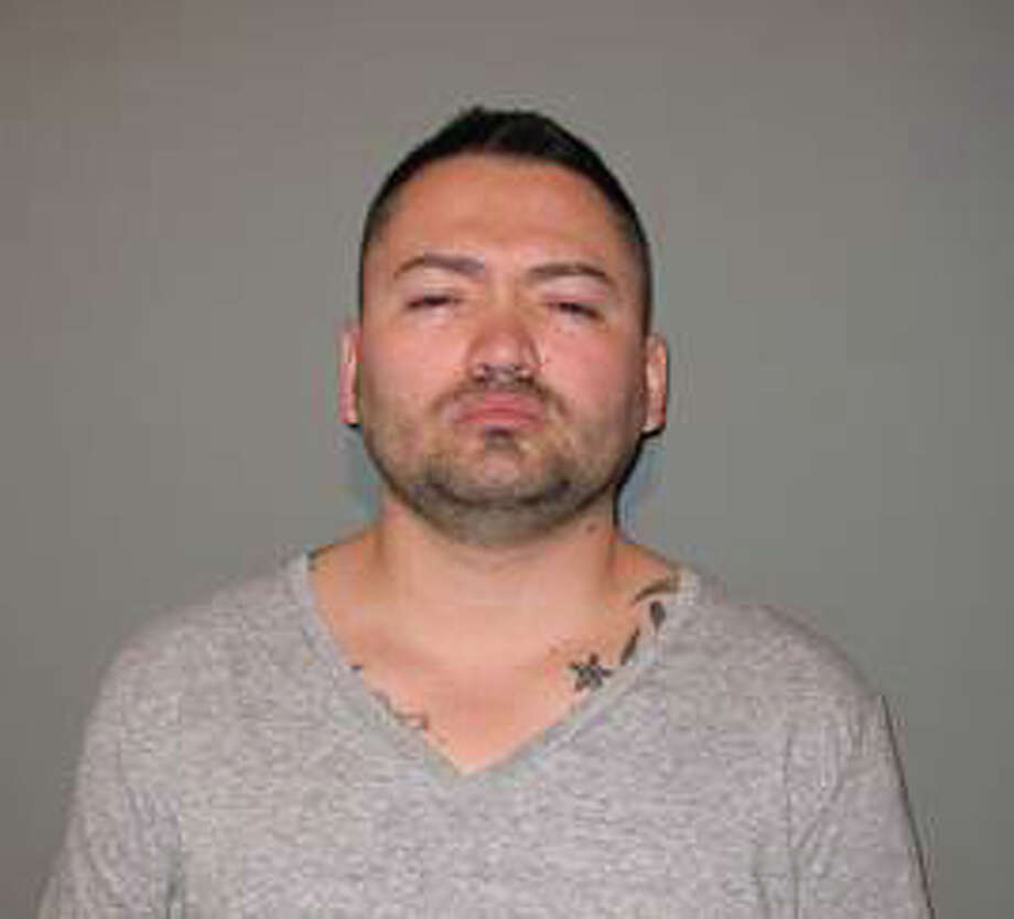 On April 1, 2014, New Canaan Police arrested Miguel A. Palencia, 29, of 9 Sherman St., Stamford, on charges of third-degree burglary and first-degree larceny. Police believe Palencia was involved in two separate burglaries in 2011 in New Canaan, Conn. Photo: Contributed Photo, Nelson Oliveira / New Canaan News