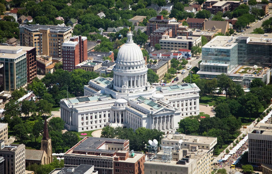 3. Madison, WisconsinSource: ZipRecruiter Photo: Timothy Hughes, Getty Images / (c) Timothy Hughes