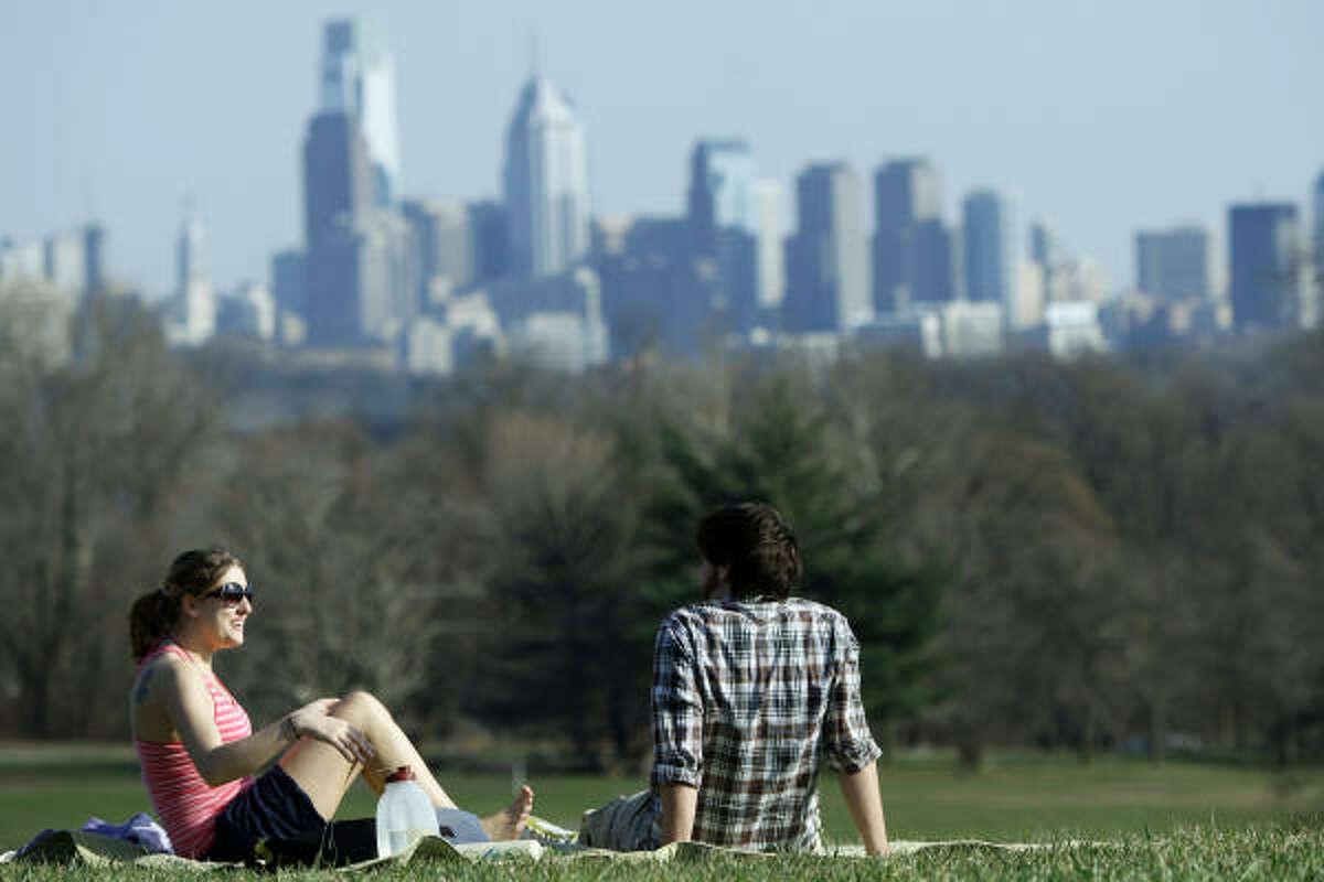 Metros with demographics most like America today9. Philadelphia-Camden-Wilmington, PA-NJ-DE-MD
