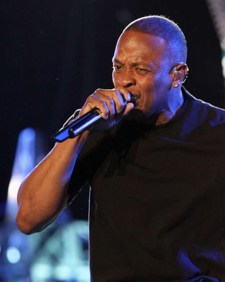 5. Dr. Dre (32.11 words/song) Photo: FilmMagic / 2012 FilmMagic