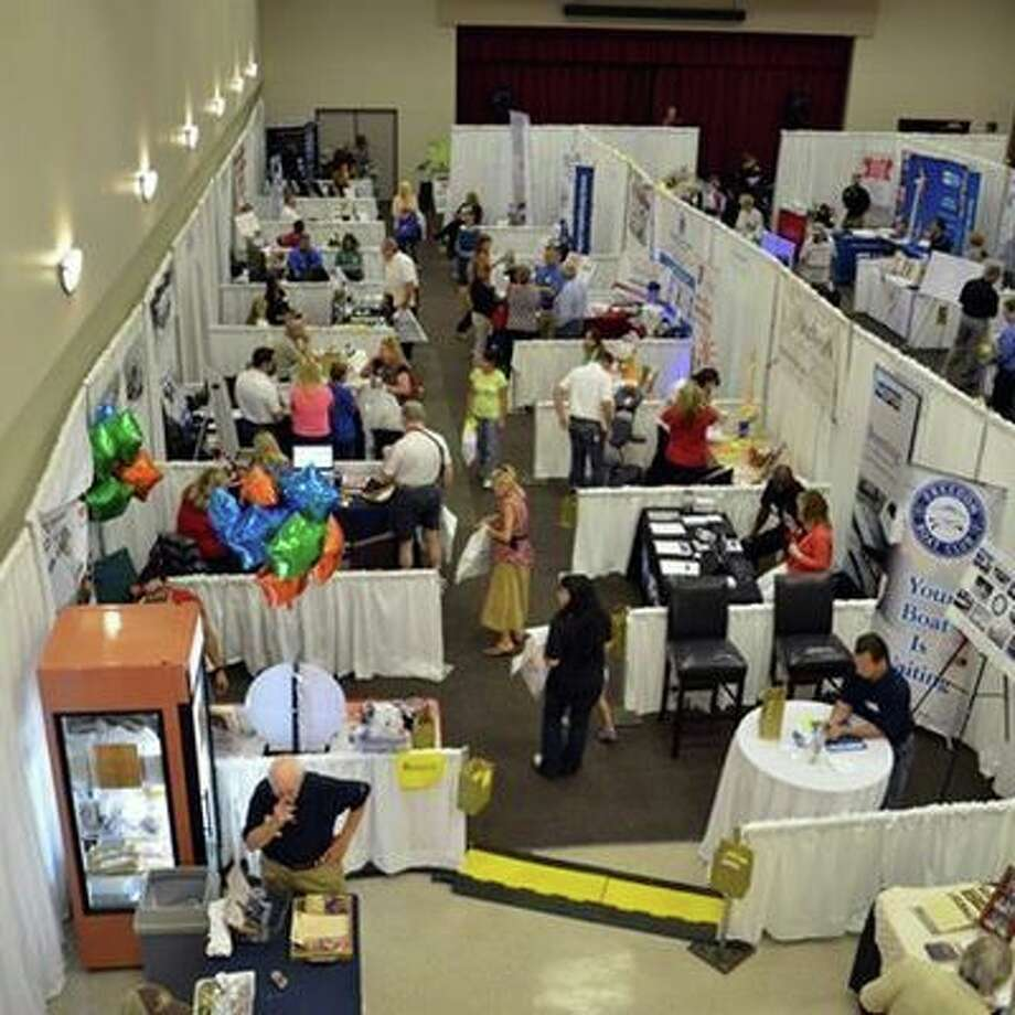 The Clear Lake Area Chamber of Commerce's Business and Wellness Expo will be at Gloria Dei Lutheran Church.