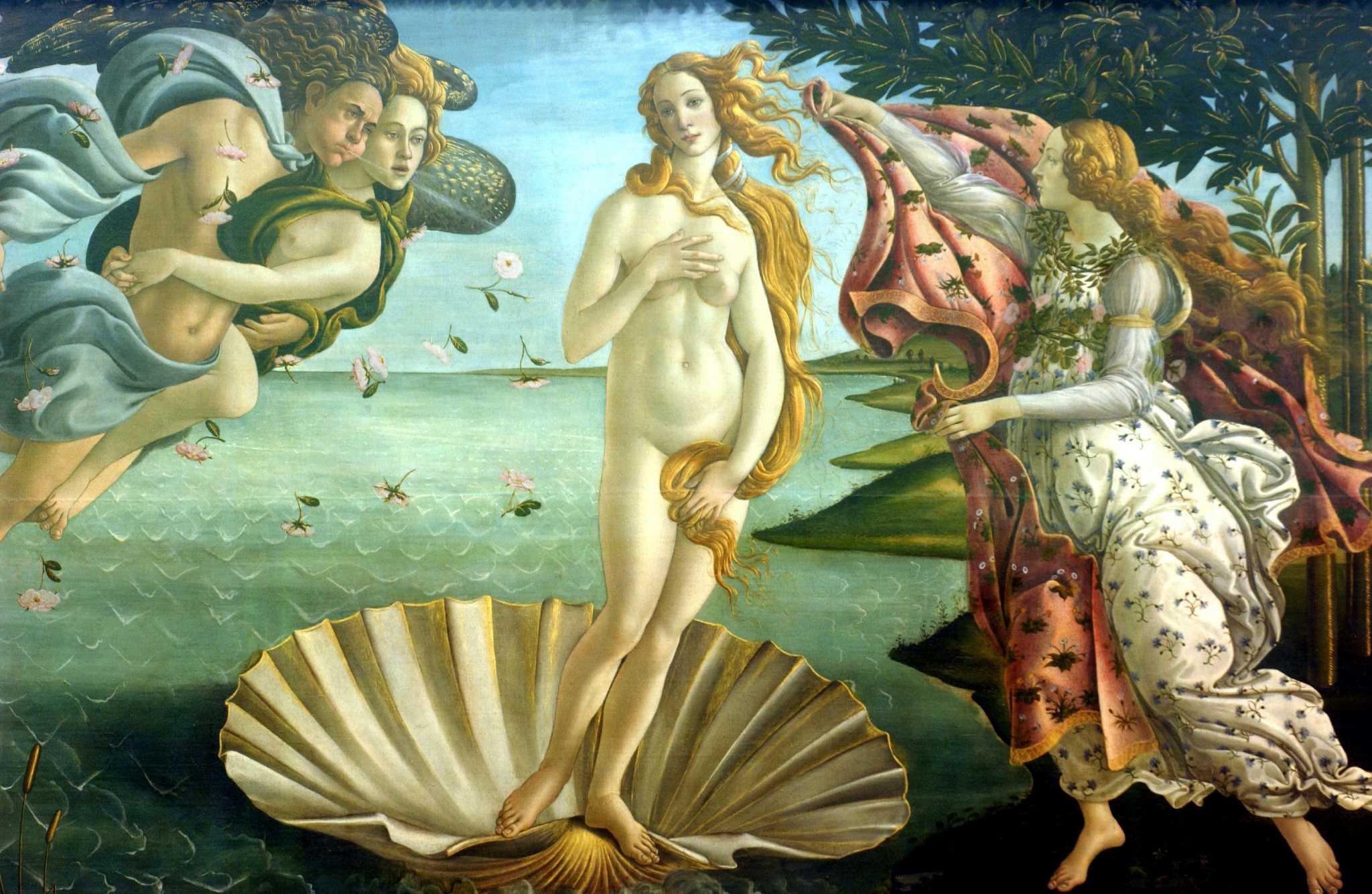San Antonio Express News >> Time to study 'The Birth of Venus' - San Antonio Express-News