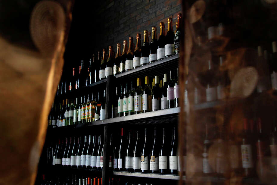 The Tasting Room in Kingwood offers 125 wine selection by the glass. Photo: Mayra Beltran, Houston Chronicle / © 2012 Houston Chronicle