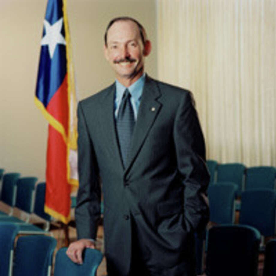 Ray Laughter, Lone Star College vice chancellor, will discuss economic development and growth in the Cy-Fair area.