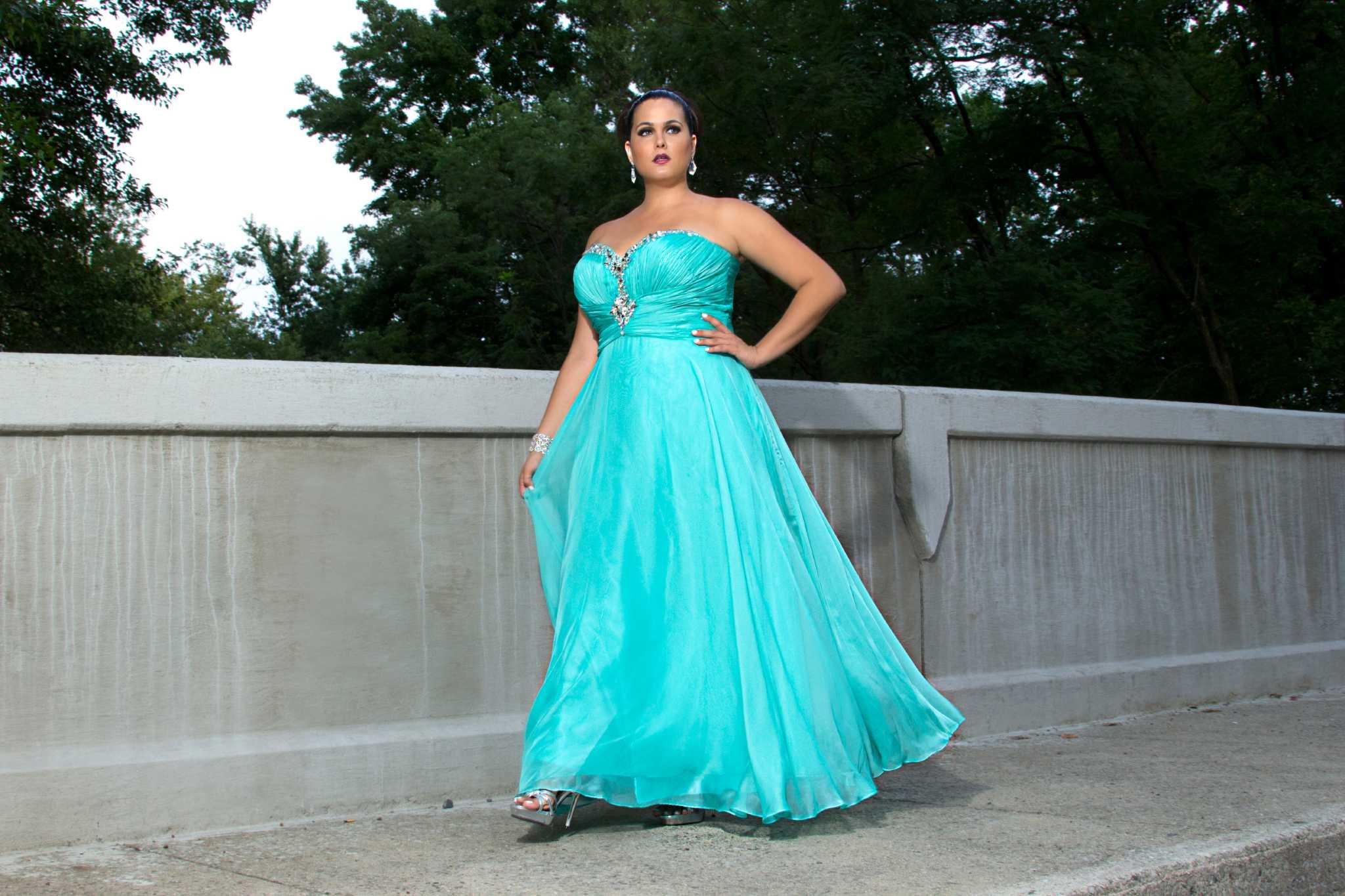 Prom Dress Shopping Perilous For Plus-size Girls