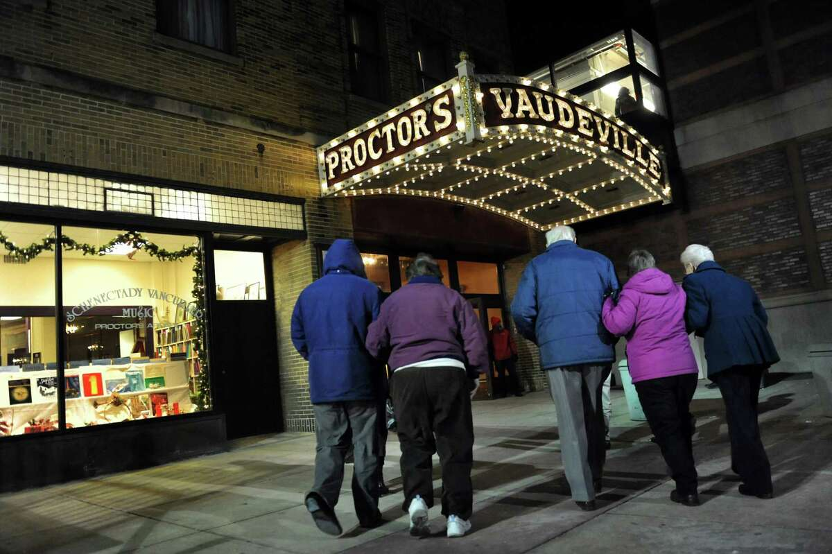 The following slides are venues you can visit after a show at Proctors. View Proctors schedule.