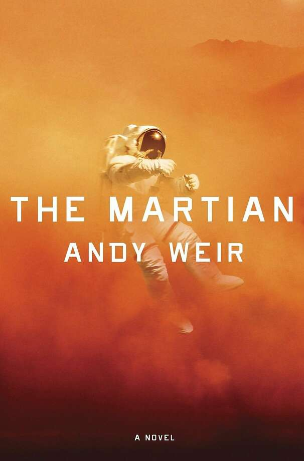 The Martian, by Andy Weir Photo: Crown
