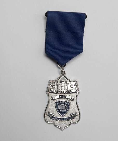 San Antonio Chief Of Police William Mcmanus Not For Sale