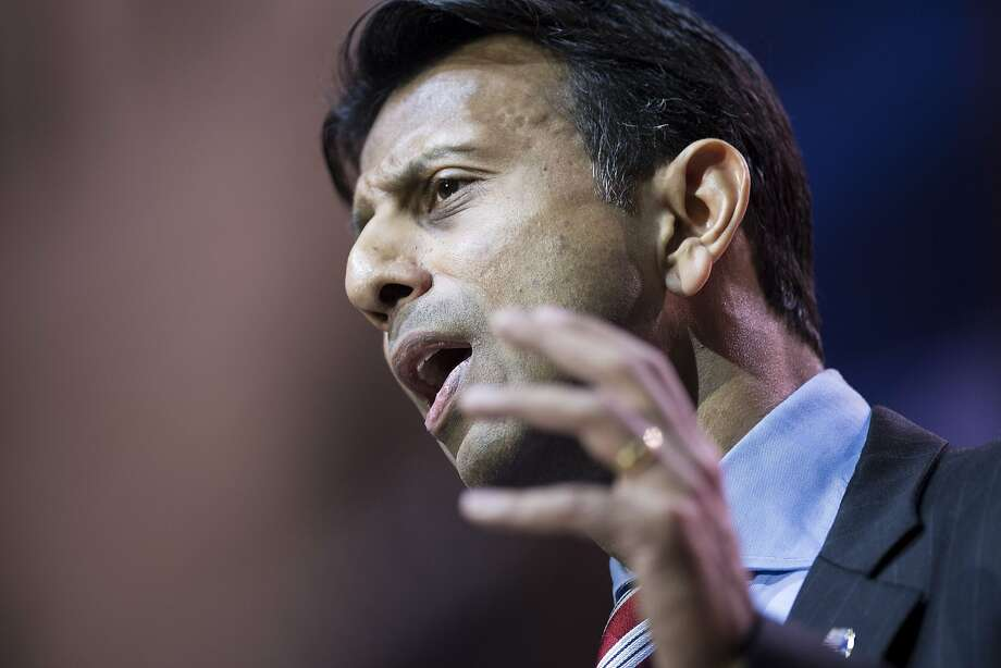 Gov. Bobby Jindal is focused on cost control. Photo: Brendan Smialowski, AFP/Getty Images
