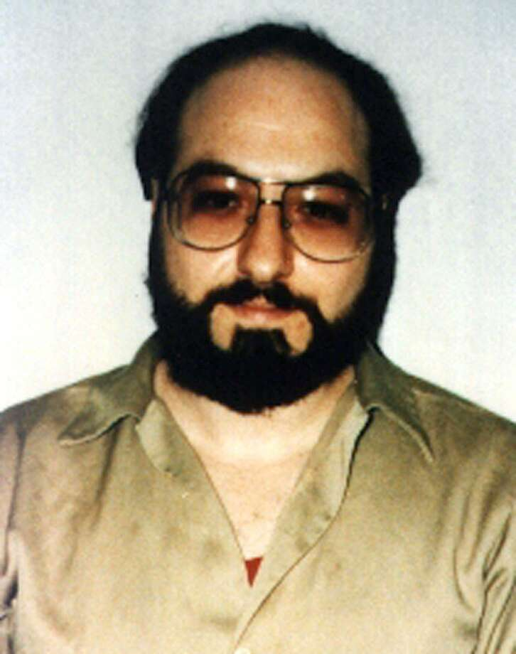 Jonathan Pollard is pictured in this May 1991 file photo, six years after his 1985 arrest. The release of Pollard, an Israeli spy jailed in the United States would be part of a proposed package to keep U.S.-brokered peace talks with the Palestinians alive, an Israeli source close to the negotiations said April 1, 2014.  A halt to Israeli state-backed construction in the occupied West Bank and the release of hundreds of Palestinians held by Israel would also be part of that package. REUTERS/Files  (UNITED STATES - Tags: CRIME LAW POLITICS)    **QUALITY FROM SOURCE** Photo: Handout, Reuters