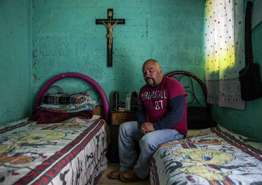 Josue Noe Sandoval-Perez was deported from the U.S. in January after 16 years of residing here without a criminal infraction. Many employers and industrious people, such as Sandoval-Perez,  would benefit from a humane immigration reform law. Photo: Adriana Zehbrauskas / New York Times / NYTNS