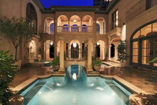 Mediterranean style homes around town by price houston Mediterranean style homes houston
