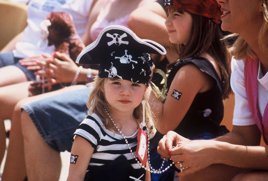 Festival: Contraband Days, a pirate festival featuring carnival rides,