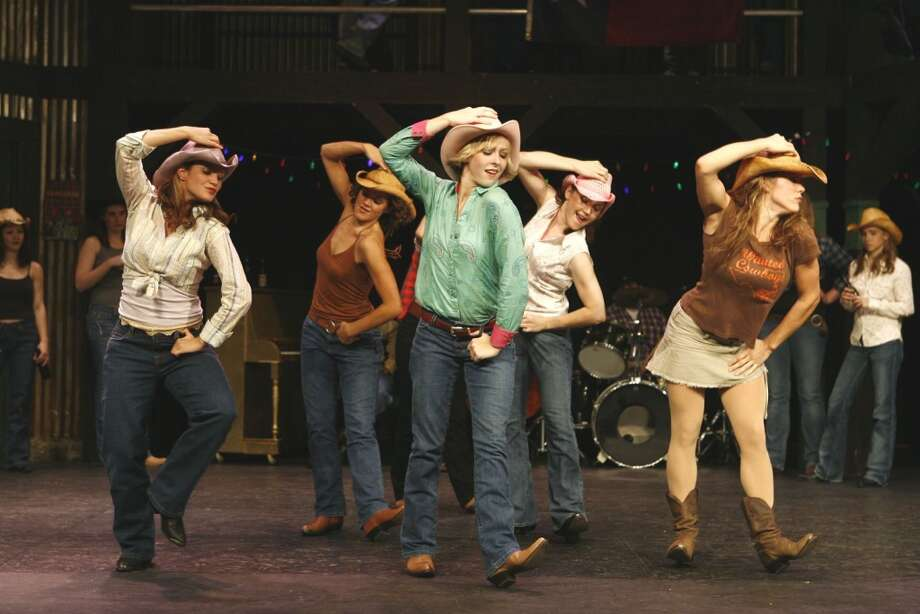 "For true Houstonians who have a love-hate relationship with Pasadena: ""Urban Cowboy: The Musical"" Photo: Courtesy Photo"