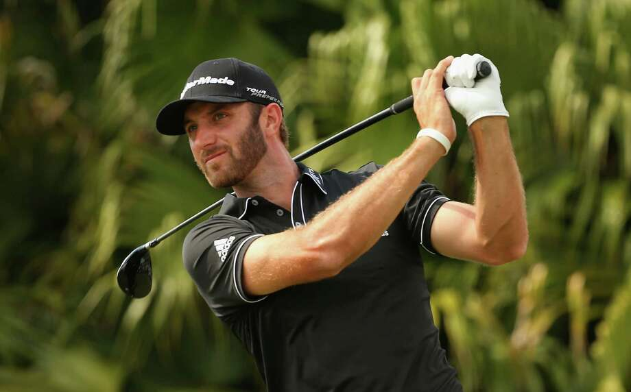 Dustin JohnsonAge: 29.World ranking: 10.FedEx Cup ranking: 3.2014: He has placed no worse than a tie for sixth over his last four medal-play tournaments after winning the World Golf Championships-HSBC Championships in October for his eighth PGA Tour title. He has won at least one tournament every year since 2008. SHO prospects: With five top-10 finishes in six starts this season, he comes in on as good a roll as anybody. He'll want to tighten everything up as he goes after that elusive first major championship in Augusta next week.  Photo: Mike Ehrmann, Getty Images / 2014 Getty Images