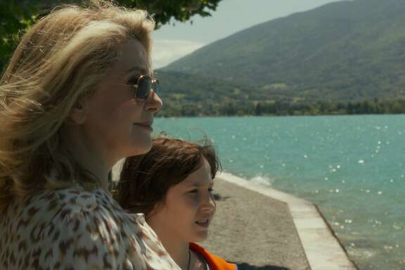 Catherine Deneuve - Nemo Schiffman in ON MY WAY