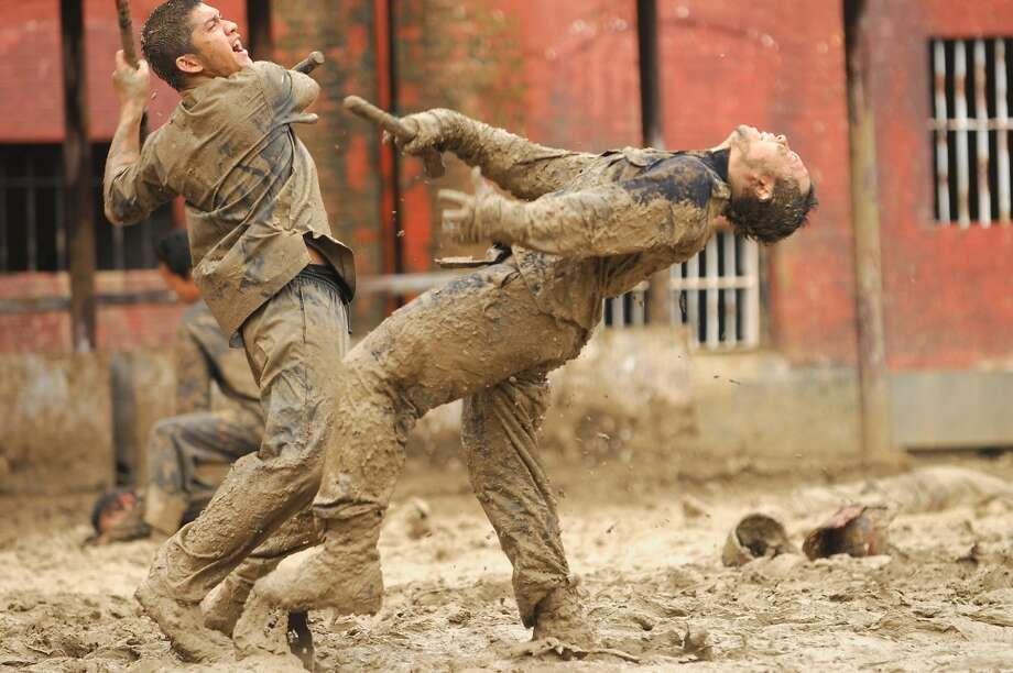 "Iko Uwais as Rama in, ""The Raid 2."" Photo: Photo By Akhirwan Nurhaidir And, Sony Pictures Classics"