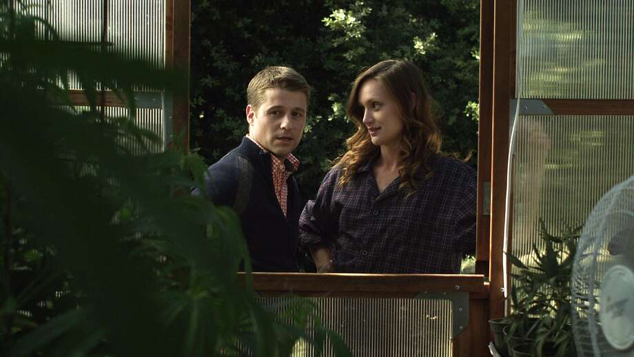 "Ben McKenzie and Kerry Bishe are part of the ensemble cast in the low-budget ""Goodbye World."" Photo: Jeff Bollman, Samuel Goldwyn Films"