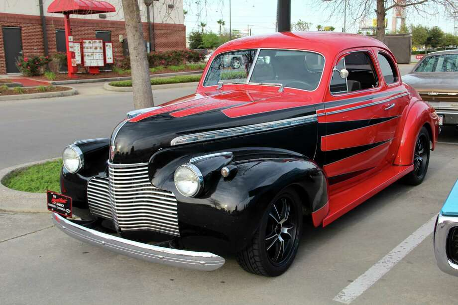 This one of the rides that graces the Kemah Cruise Night Saturday event.