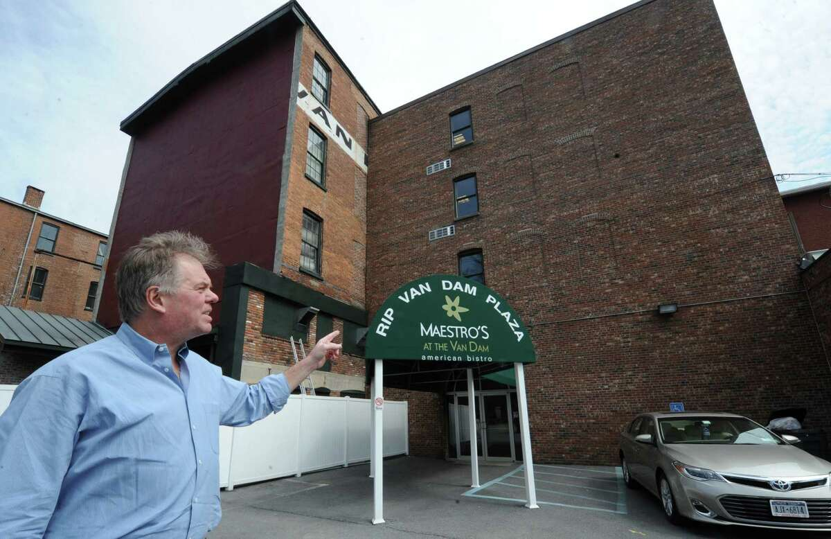 45 Million Plan For Saratoga Springs Old Rip Van Dam Hotel