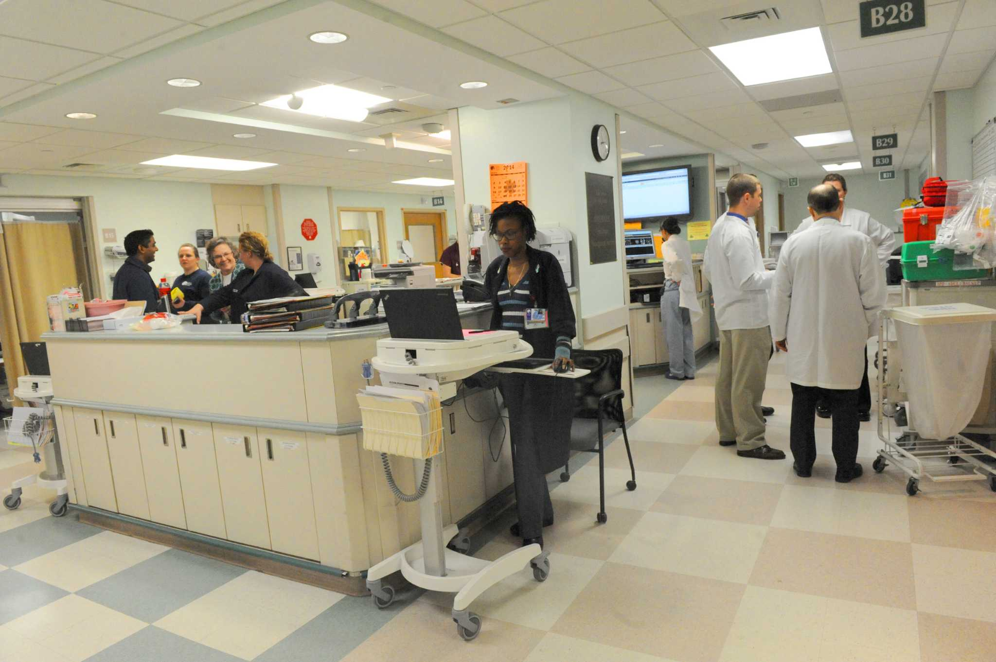 Doctor Shortages Felt At Albany Med Other New York