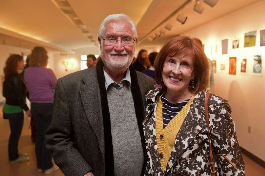"Were you Seen at the screening of ""Being Ginger,"" a documentary by Scott P. Harris, sponsored by The League of Extraordinary Red Heads, at the Arts Center of the Capital Region in Troy on Wednesday, April 2, 2014? Photo: Erin Pihlaja / Downtown Troy BID"