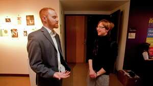 "Were you Seen at the screening of ""Being Ginger,"" a documentary by Scott P. Harris, sponsored by The League of Extraordinary Red Heads, at the Arts Center of the Capital Region in Troy on Wednesday, April 2, 2014?"