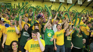 Were you Seen at the College Basketball Invitational championship series, Siena vs. Fresno State, at the Alumni Recreation Center on the Siena College campus in Loudonville on Wednesday, April 2, 2014?  Click Submit.