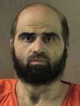 Nidal Hasan's rampage in 2009 at Fort Hood left 13 people dead and 32 hurt. / Bell County Sheriff's Department