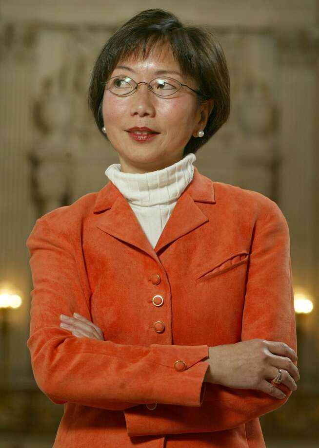 How about some classic political corruption? Despite promising to clean up the city's property tax office, Assessor-Recorder Mabel Teng resigned in 2005 after being dogged by allegations of cronyism. The Chronicle reported that Teng hired or promoted 16 of her campaign contributors and workers. Photo: Michael Macor, SFC