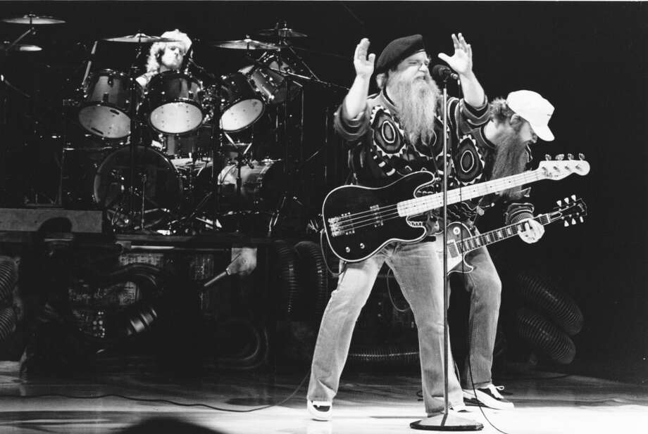 ZZ Top in 1979 Photo: Chris Walter, WireImage